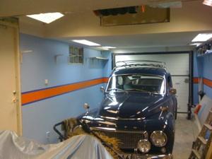 GULF garaget