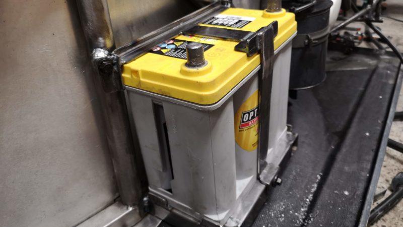 Nytta batteri – Optima